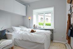 Tiny light studio apartment