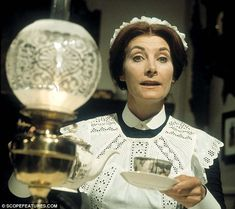 """Tea sir? Jean Marsh played Rose Buck in """"Upstairs Downstairs"""" and has won an OBE."""