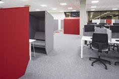 Acoustics workplace - BuzziSpace - Buzzihub
