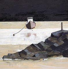 John-Knapp-Fisher, Low Tide Solva