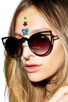 Quay Eyeware Invader Sunglasses