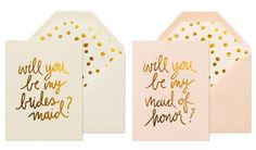 Will You Be My Bridesmaid Card. LOVE. Bachelorette ideas and more at www.mybestfriendsweekend.com.
