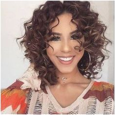 Starbucks Wavycurlyhairstyles Click Image For More Curly Medium Hair Wavy