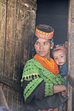 Beautiful People of The Kalash Valley, Pakistan