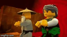 Oh my gosh!! sneak peak!! 2015 Wu and Garmadon Ninjago intro (so cool!)