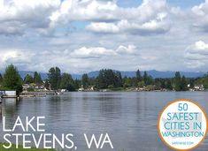 Lake Stevens, WA: The 26th Safest City in Washington - Home to Everett Clinic's Lake Stevens Clinic