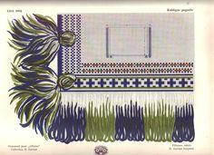 Latvian ornaments & charts - Monika Romanoff - Picasa Web Albums (94 of 156)