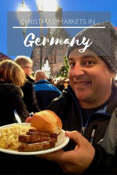 Guest writer Steven Warriner, or Scooter Steve as he's better known on the interwebs, shares his fantastic German Christmas Market experience with us.