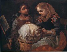 Con nuestras manos: Encajeras en el arte Bernard Keilhau llamado Monsa Bernardo Helsingor