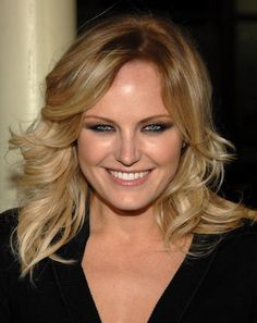 Malin Akerman Medium Layered Cut