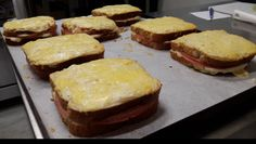 How to make the best ham and cheese toastie ever