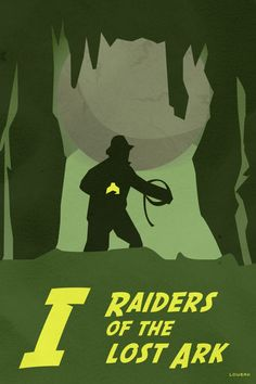 Raiders of the Lost Ark Poster by ~Loweak on deviantART