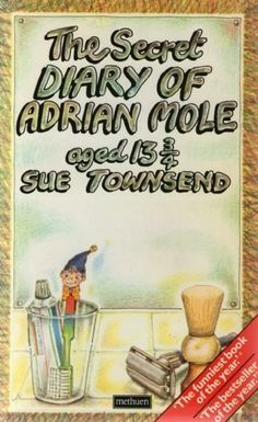 The Secret Diary Of Adrian Mole Aged 13 Townsend Sue Paperback Book Ya Books, I Love Books, Books To Read, This Book, Adrian Mole, Secret Diary, Summer Reading Lists, Word Up, Book Authors