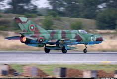 MiG-21 /by Ivan Voukadinov #googleplus #plane #1960s