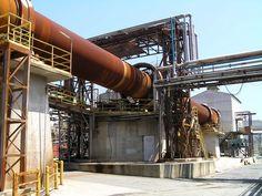 日本製紙工業跡地