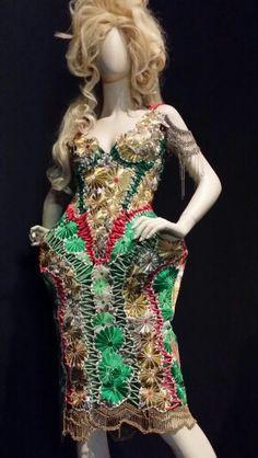 Amy Winehouse dress