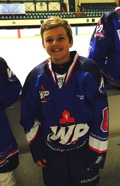Deniel Selected for WP Ice Hockey Independent School, Christian Families, Family Values, Ice Hockey, Champs, The Selection, Polo Ralph Lauren, Mens Tops, Hockey