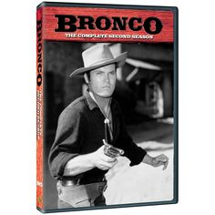 "Bronco: The Complete Second Season from Warner Bros.: ""Bronco Layne (Ty Hardin) continues to crisscross the Wild… #Movies #Films #DVD Video"