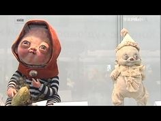 В Киеве открыли международную выставку авторских игрушек