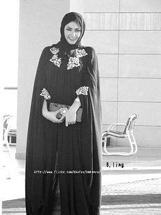 Khaleej abaya