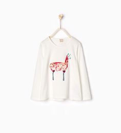 $15 Embroidered animal top
