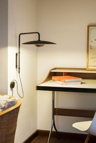 Suspension or pending lamps. Design, light, lamps & lighting. USA