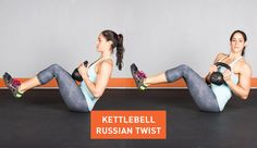 Drop the dumbbells. Here are 22 kettlebell exercises that'll give your whole body a killer... #fitness #kettlebell #exercises http://greatist.com/fitness/22-kick-ass-kettlebell-exercises