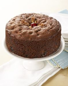 Boiled Fruit and Nut Cake - Nuttelex Cake Tins, Healthy Alternatives, Raisin, Dairy Free, Sweet Treats, Baking, Fruit, Ethnic Recipes, Plant Based