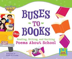 Book - Buses To Books (ABDO Publishing)