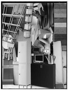 Merz-IKEA-bau by Venus Oak, via Flickr