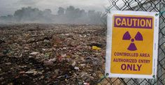 Concerns Raised as Underground landfill fire creeping closer to radioactive waste dump