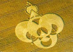 Crop Circles, anonymous artist