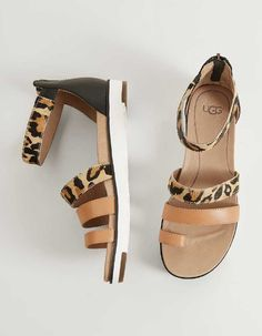 e10bef184 16 Best Leopard sandals images in 2019
