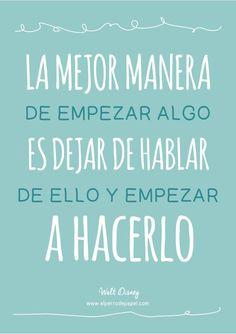 Buenos días Tenedores! Poner en marcha y hacer realidad lo que deseéis #FelizLunes #AndaYaEsVerano