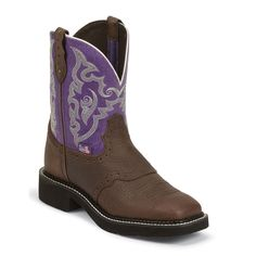 Justin Womens Gypsy Western Boots  birthday present?? @Bobbie Mitchell Schmid