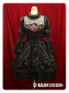 La Fee De Rose Noir OP