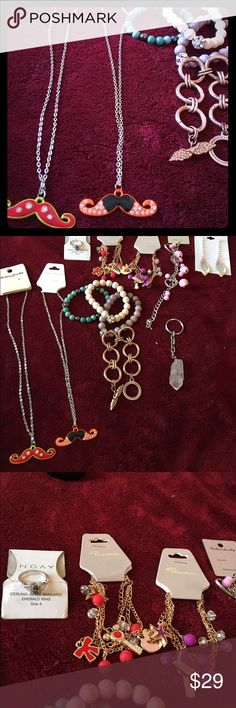 Jewelry bundle!! All brand new. new with tags. Can purchase as a bundle or individually ❤️️ Victoria's Secret Jewelry Necklaces
