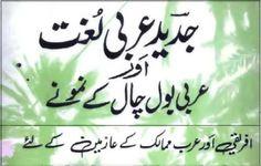 Flash Flip Page Jadeed Arbi Lugat Aur Bol Chal ke Namoonay By Hafiz Nazar Ahmed