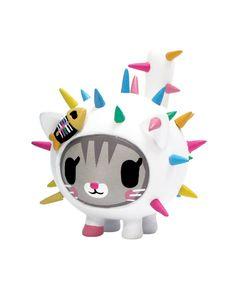 CARINA vinyl toy: zomg love @Allison Smith Murakami's Official Pinterest #tokidoki #toys #spike