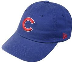 Chicago Cubs Kids 4-7 Essential 920 Adjustable Hat by New Era. $14.99. Soft, cool 100% garment washed cotton. Officially licensed by MLB. Adjustable cloth strap in back leaves room to grow. There's nothing more important for a young Cubs fan than a reliable lid, and this Chicago Cubs Kids Essential 920 Adjustable Hat fits the bill. Features raised embroidery or secondary team logo with New Era logo on side.