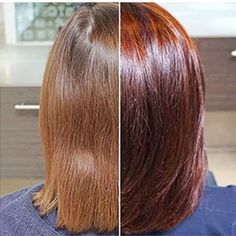 It's our obsession. Reach your color goals with salon-grade hair color, made especially for you. Best Home Hair Color, Cool Hair Color, Diy Hair Dye, Dyed Hair, Instyle Magazine, Diy Haarfärbemittel, Esalon Hair Color, Hair Colour Design, Vibrant Hair Colors