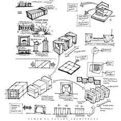 Architecture Board, Architecture Student, Architecture Design, Schematic Design, Diagram Design, Auditorium Design, St Jerome, School Organization Notes, Concept Diagram