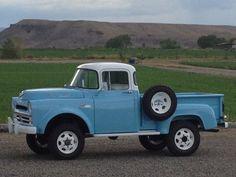1957 Dodge Power Wagon W100