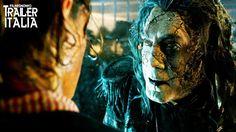 Il Capitano Salazar ha un messaggio per Jack Sparrow nel primo teaser trailer dei Pirati dei Caraibi 5: Dead Men Tell No Tales
