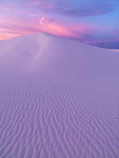 White Sands Morning ~ New Mexico