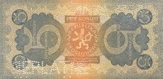 Státovky II. emise (1920-1923) - Papírová platidla, bankovky Banknote, Joseph, Vintage World Maps, Money, Retro, Nostalgia, Mid Century, Silver
