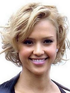... Medium Short Hairstyle For Curly Hair Hairstyles For Short Bob Curly Hair | Hair ...