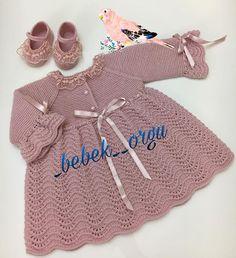 ef92db280c48 Πλεκτά Για Μωρά, Πλεγμένα Καπέλα, Dyi Κατασκευές, Κοριτσίστικη Μόδα,  Βρεφικά Φορέματα,