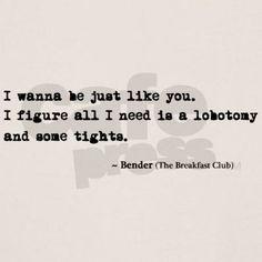 'Breakfast Club Quote' T-Shirt on CafePress.com