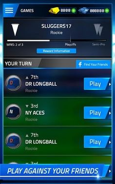 Tap Sports Baseball Android Hack and Tap Sports Baseball iOS Hack. Remember Tap Sports Baseball Trainer is working as long it stays available on our site.